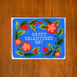Pretty Bird Paper Co. Valentine's Day Card - Rhinestone Valentine