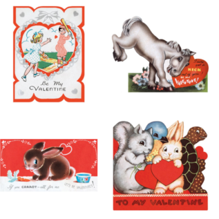 Laughing Elephant A Valentine for Everyone Card Pack