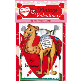 Laughing Elephant Be My Valentine! Card Pack