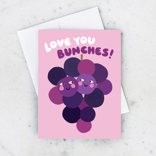 Idlewild Valentine's Day Card - Love You Bunches