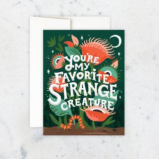 Idlewild Love Card - Strange Creature