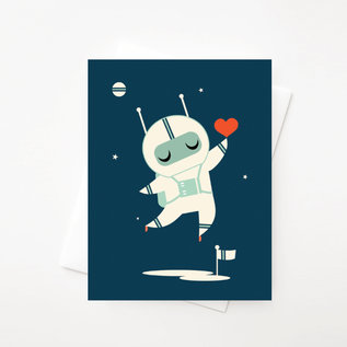 Amber Leaders Valentine's Day - Astronaut