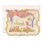 Red Cap Cards Love Card - Magical Unicorn