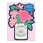 Chronicle Books Birthday Card - Ever Upward Flowers