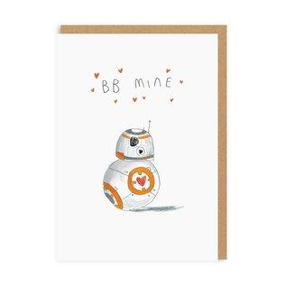 Ohh Deer Valentine's Day Card - BB Mine
