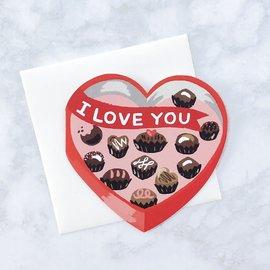 Idlewild Valentine's Day Card - Candy Box