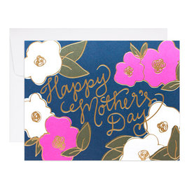 9th Letter Press Mother's Day - Botanical