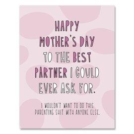 Near Modern Disaster Mother's Day - Best Partner