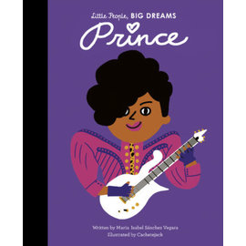 Quarto Group Little People, Big Dreams: Prince