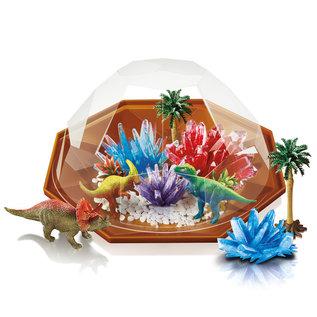 Toysmith Dinosaur Crystal Terrarium