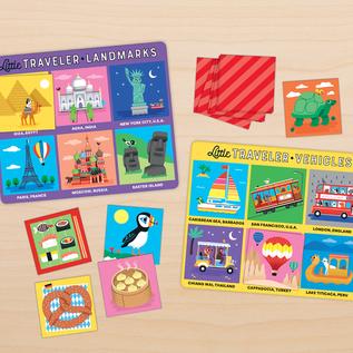 Chronicle Books Little Traveler Bingo