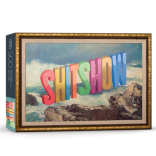Fred Shitshow Puzzle