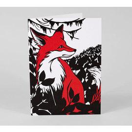 Buy Olympia Nikki McClure Card - Fox