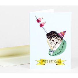 Buy Olympia Birthday Card - Berkley Illustration Narwhal
