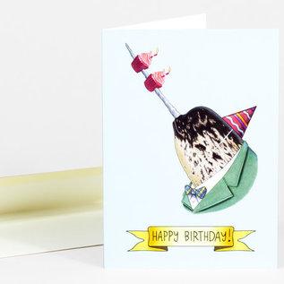 Buy Olympia Birthday Card - Berkley Illustration Narwhal