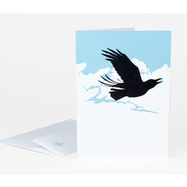 Buy Olympia Nikki McClure Card - Gift
