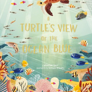 Chronicle Books A Turtle's View of the Ocean Blue