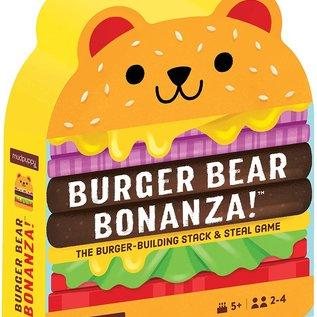 Chronicle Books Burger Bear Bonanza