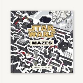 Chronicle Books Star Wars Mazes