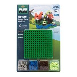 Plus Plus USA Plus Plus Nature Baseplate Builder