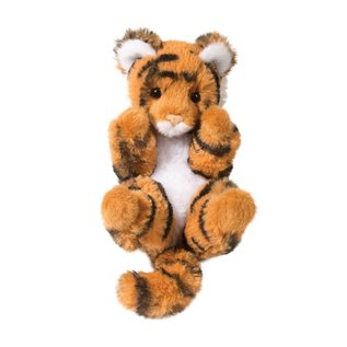 Douglas Company, Inc Lil' Handfuls Tiger Plush Toy