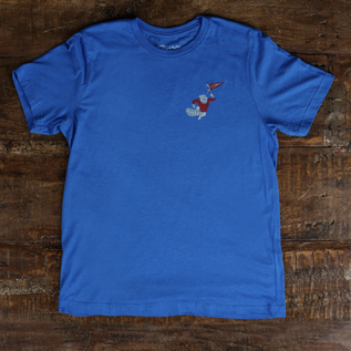 Good & Well Supply Co. Let's Go Camping Adult Tee