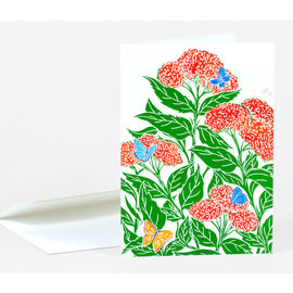 Buy Olympia Greeting Card - Spring Azure