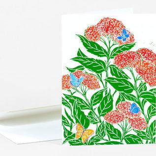 Buy Olympia Greeting Card - Spring Azure
