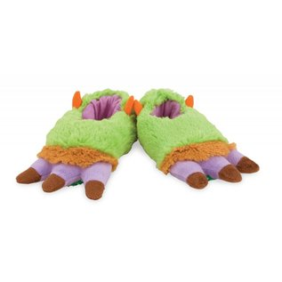 Rich Frog Terrible Two Slippers
