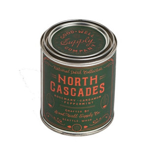 Good & Well Supply Co. North Cascades National Park Candle
