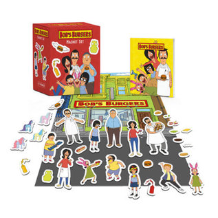 Perseus Books Group Bob's Burgers Magnet Set