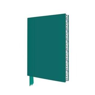 Simon & Schuster / Andrews McMeel Teal Artisan Pocket Journal