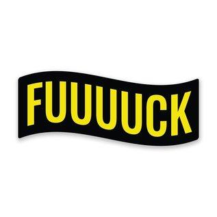Mincing Mockingbird Fuuuuuuck Sticker