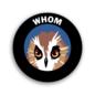 Mincing Mockingbird Whom Sticker