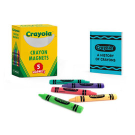 Perseus Books Group Crayola Crayons Magnets