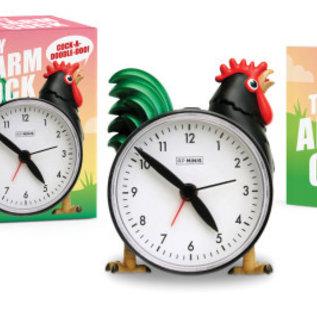 Perseus Books Group Tiny Alarm Cock