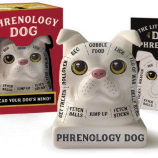 Perseus Books Group Phrenology Dog