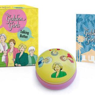 Perseus Books Group Golden Girls Talking Button