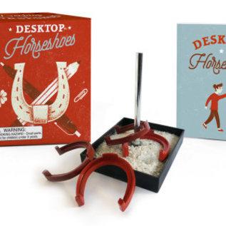 Perseus Books Group Desktop Horseshoes