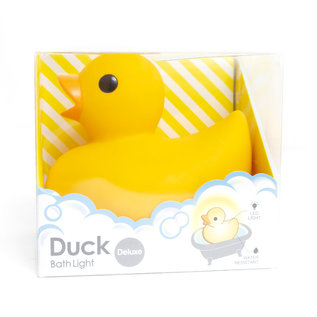 Dreams Duck Bath Light Yellow