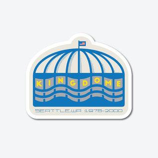 Alki Supply Company Kingdome Sticker