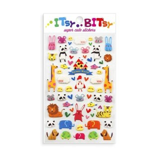 Ooly Animal World Itsy Bitsy Stickers