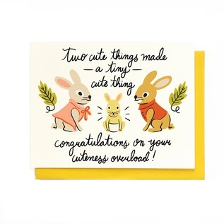 Little Low Baby Card - Tiny Cute Thing