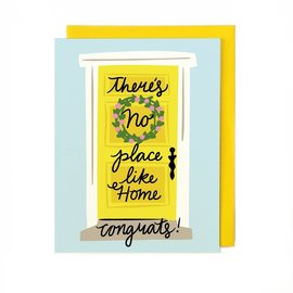 Little Low Housewarming Card - No Place Like Home