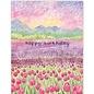 Yardia Birthday Card - Tulips