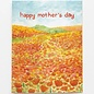 Yardia Mother's Day Card - Poppies
