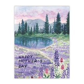 Yardia Mother's Day Card - Hiking