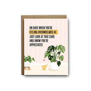 I'll Know It When I See It Mother's Day Card - You're Appreciated