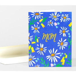 Buy Olympia Mother's Day - Blue Floral