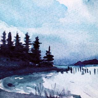 Jennifer Dean Art Astoria Print